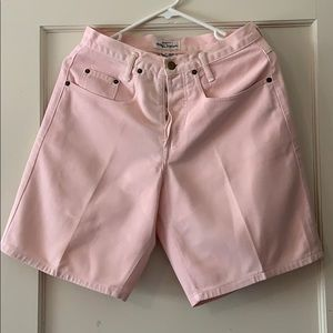 Vintage high waist Guess denim shorts